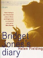 Bridget Jones's diary: a novel by Helen Fielding (Paperback) Fast and FREE P & P