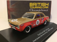 Ford Escort MK1 Twin Cam Frank Gardner - 1968 BTCC Champion 1:43