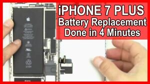 iphone 7 plus battery replacement genuine