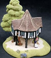 Lilliput Lane English Cottages Miniature Flower Sellers Great Condition