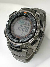 Casio ProTrek  Triple Sensor Men's Watch PRG-240T-7