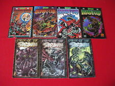 US 1984-Now Modern Age Spawn Comics with Mixed Lot