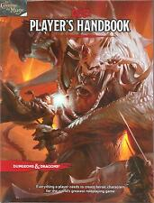D&D DUNGEONS & DRAGONS 5th - Player's Handbook VO NEW *RPG*