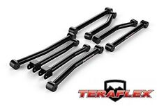 "TeraFlex Sport 8 FlexArm Control Arm Kit for 2.5""-3"" Lift 07-18 Jeep Wrangler JK"