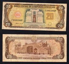 20 pesos oro Republica Dominicana 1988 BB/VF  |