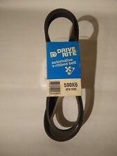 Drive Rite Automotive Serpentine Belt Part # 590K6