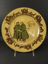 Royal Doulton Old Jarvey series Coachman Plate