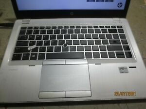 PARTS HP EliteBook Folio 9470m Laptop i5- 3437 1.90GHz 4GB RAM 256GB SSD (J542)