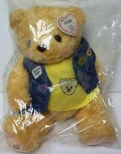 Cherished Teddies Plush Bear New in sealed bag # 811971