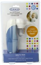 Nasal Clear Aspirator Baby Aspirate Child Kids Nose Cleaner Suction No-Hospital
