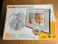 "Kodak EasyShare M820 8"" Digital Picture Frame - in original box; never used"