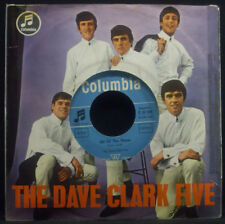 "7"" Dave Clark Five-Bits and Pieces/all of the time (thime: LABEL-MISSPRINT)"