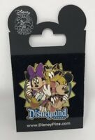 Disneyland Resort DLR Bustin' Out FAB 5 PIN 48834 Pluto Goofy Mickey Minnie Don