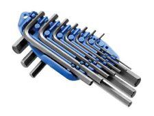 Britool Expert E069253b Set chiavi esagonali 10 Piece corta metrico (2-10mm)