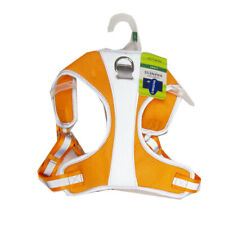 Top Paw Comfort Harness Orange Reflective - Large