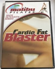 Malibu Pilates Cardio Fat Blaster High Intensity Series Dvd Physical Fitness
