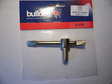 Bulldog Caravan Stabiliser Lock Knob ,Handle , Bolt - New