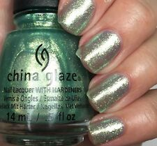 "China Glaze Nail Polish "" TWINKLE TWINKLE LITTLE STARFISH "" New/Full Size! VHTF!"