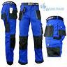 Arbeitshose Bundhose Arbeitskleidung Hose Herren blau schwarz grau Gr. 46-62