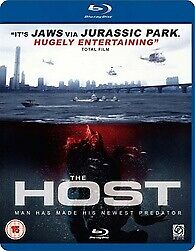 The Host Blu-Ray New & Sealed Korean movie with English subtitles