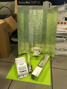 Ortica NDL Set Reflektor Vorschaltgerät 250 / 400 / 600 Watt W Natriumdampflampe