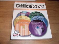Office 2000 Mutimedia Computer Based Traning on CD-Rom by LearnKey Word 2000