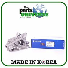 Oil Pump Chevrolet Optra limited 92067276 92067276 90570925 90499157 92219343
