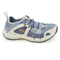 TEVA Churn Womens Water Hiking Athletic Shoes 4172  Blue Gray Sneakers Size 7.5