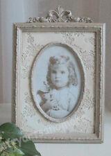 CLAYRE & EEF, Rahmen, Bilderrahmen,Ornament,Beige 17 x 26 cm,Nostalgie, Brocante