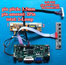"HDMI DVI VGA Audio Controller Board for 17.1"" 1440x900 LVDS LM171W02-TLB1 -TLB2"