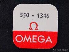 Vintage ORIGINAL OMEGA Lower Balance Unit Part #1346 for Omega Cal 550!