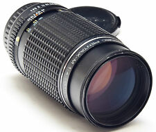 PENTAX PK 200mm F4 SMC