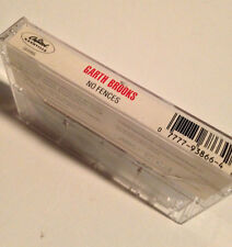 """Garth Brooks """"No Fences"""" (Cassette Tape, 1990) Tested, Works Great"""