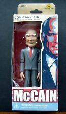 "Arizona Senator John McCain A Call to Action Figure 6"" Tall in Box Bendable Arms"