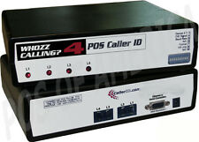 Whozz Calling? Inbound and Outbound Multiline Caller Id pcAmerica 4 Lines New