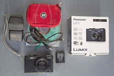 Panasonic LUMIX DMC-LF1 fotocamera digitale 12.1MP - Nero