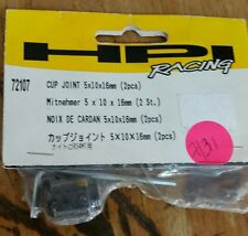 Hpi 72107 Cup joint 5x10x16mm