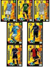 PANINI ADRENALYN XL CALCIATORI 2020-2021 SET COMPLETO 7 LIMITED EDITION PREMIUM