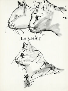 Pablo Picasso lithograph, 1957 1342301