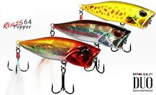DUO Realis Popper fishing lures original range of colors