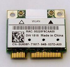 Mini tarjeta inalámbrica N Dell HALF DW1515 ATHEROS AR5BHB92 AR9280 Mini tarjeta
