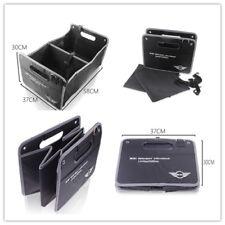 For Mini Cooper Folding Wing Emblem Car Trunk Soft Storage Organizer Folding