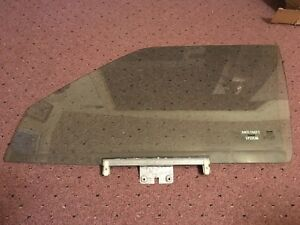 1992 SAAB 9000 5D Hatchback Driver Left Front Door Glass Fits 1986 - 1993