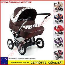 Zwillingswagen Winterfußsack 2x Babytragetaschen Kinderwagen Duet Sorento