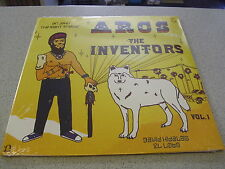 "Arcs vs. The Inventors - Volume 1 - 10"" Vinyl // Neu & OVP"