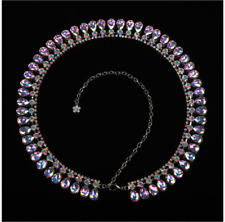 Rhinestones Waist Chain Belly Dance Costumes Accessories Hip Chain for dance #06