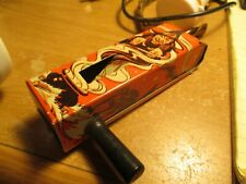 Halloween vintage noise maker