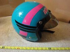 Vintage Ski-doo  open face snowmobile helmet. Size small, S. Nice!