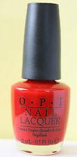 Opi Nail Polish N25- Big Apple Red