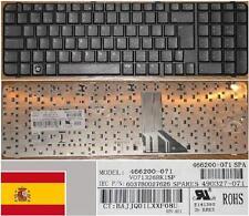 Clavier Qwerty Espagnol HP 6830 6830S V071326BK1 466200-071 490327-071 Noir